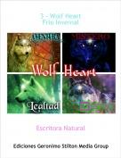 Escritora Natural - 3 - Wolf HeartFrio Invernal
