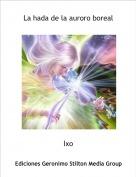 Ixo - La hada de la auroro boreal