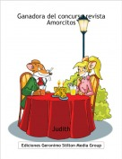 Judith - Ganadora del concurso revista Amorcitos