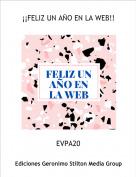 EVPA20 - ¡¡FELIZ UN AÑO EN LA WEB!!