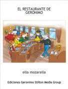 ella mozarella - EL RESTAURANTE DE GERONIMO