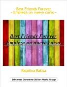 Ratolina Ratisa - Best Friends Forever - Empieza un nuevo curso -