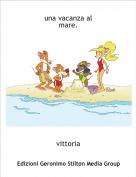 vittoria - una vacanza almare.