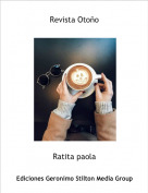Ratita paola - Revista Otoño