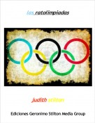 judith stilton - las ratolimpiadas