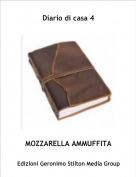 MOZZARELLA AMMUFFITA - Diario di casa 4
