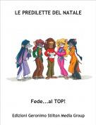 Fede...al TOP! - LE PREDILETTE DEL NATALE