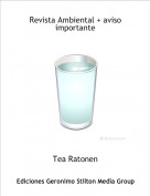 Tea Ratonen - Revista Ambiental + aviso importante