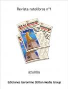 azulilla - Revista ratolibros nº1