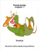 Snoetje - Kaasgrappigemoppen 1