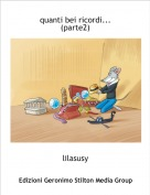 lilasusy - quanti bei ricordi...(parte2)