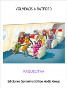 RAQUELITAA - VOLVEMOS A RATFORD