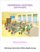 Ratoventafosc - UNIVERSIDAD AGUSTINOS (personajes)