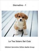 Le Tea Sisters Del Club - Giornalino - 1