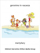 martyilary - geronimo in vacanza