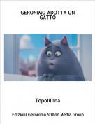 Topolillina - GERONIMO ADOTTA UN GATTO