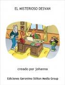 creado por johanna - EL MISTERIOSO DESVAN