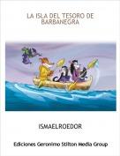ISMAELROEDOR - LA ISLA DEL TESORO DE BARBANEGRA