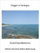 GiuliaTopinaBallerina - Viaggio in Sardegna