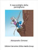 Alessandro Simone - Il nascondiglio della panteghana