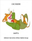 MARTA - CHE RIDERE