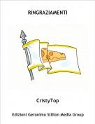 CristyTop - RINGRAZIAMENTI