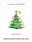 rataescritora - La revista de NAVIDAD