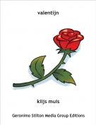 kiijs muis - valentijn