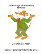 Geronimo el raton - Ultimo viaje al reino de la fantasia