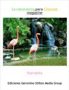 florratita - La naturaleza,para Cheetah magazine