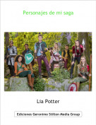 Lia Potter - Personajes de mi saga