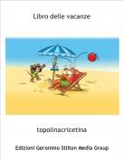 topolinacricetina - Libro delle vacanze