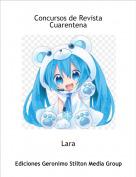 Lara - Concursos de Revista Cuarentena