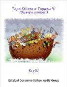 Kry!!! - Topo-Sfilata a Topazia!!! (Disegni animali)
