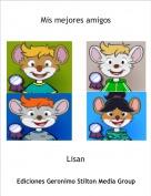 Lisan - Mis mejores amigos
