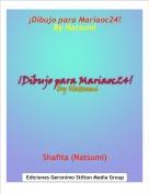 Shafita (Natsumi) - ¡Dibujo para Mariaoc24!By Natsumi