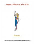 Pilluelo - Juegos Olímpicos Río 2016