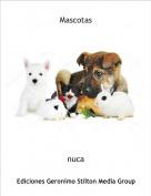 nuca - Mascotas