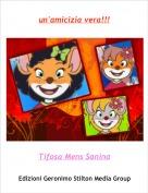 Tifosa Mens Sanina - un'amicizia vera!!!