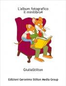 GiuliaStilton - L'album fotografico il minilibro4