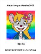 Toponia - Materiale per Martina2009