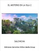 SALCHICHA - EL MISTERIO EN LA ISLA 2