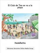 HadaRatita - El Club de Tea se va a la playa