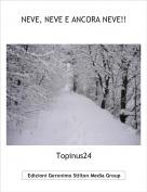 Topinus24 - NEVE, NEVE E ANCORA NEVE!!