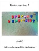 alex910 - Efectos especiales 2