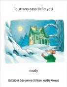 mody - lo strano caso dello yeti