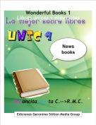 Ratoncita Marta C.-->R.M.C. - Wonderful Books 1Libros únicos y especiales