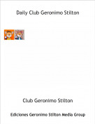 Club Geronimo Stilton - Daily Club Geronimo Stilton