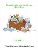Siliabilia1 - Una giornata straziante per Geronimo