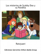 Ratojuani - Los misterios de Scobby Doo y su Pandilla